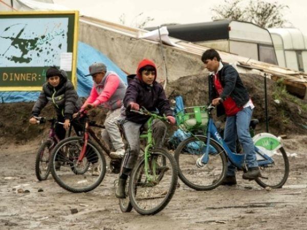 噩梦!法国难民营多名少年遭强奸
