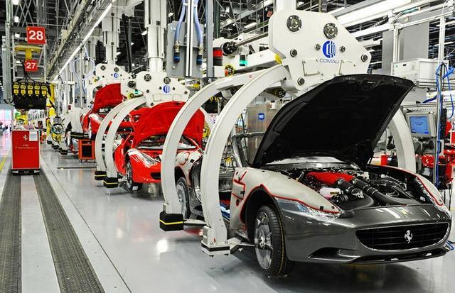 像造汽车一样造战机:成飞新生产线效率倍增