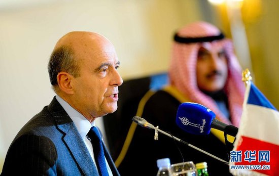 法媒:法国决定训练叙利亚政府军倒戈武装