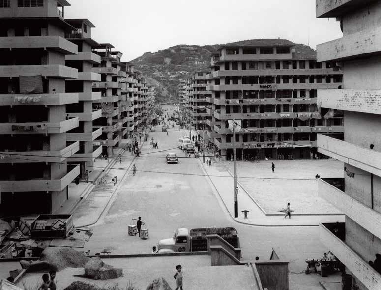 1957年,石硖尾。
