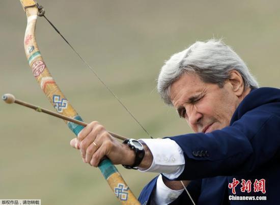 美国务卿睁开欧洲离别之旅:大西洋两岸需强化关系