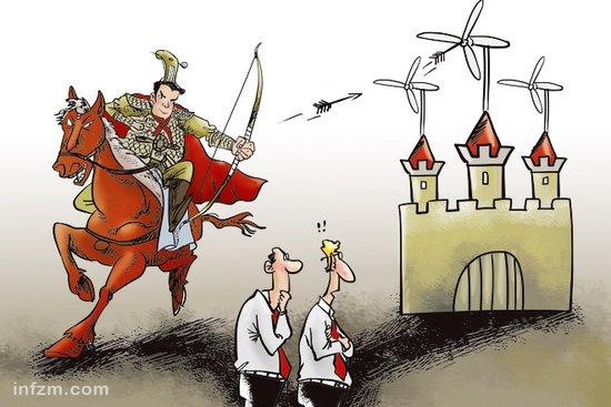 """非主流中资逆袭:新能源进入""""中国收购""""时间"""