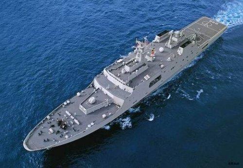 美媒称中国若在南海动武将倚重071型坞登舰