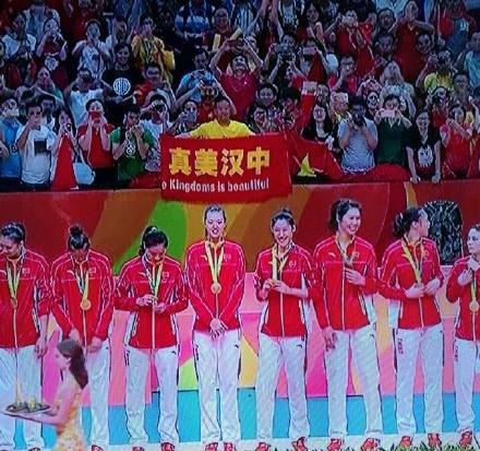 奥运闭幕式短片没有中国运动员,巴西真的是好小气啊!