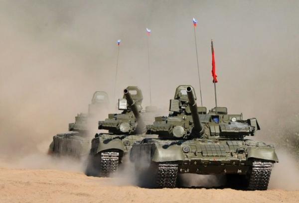 俄9.5万人参加年度最大军演 普京将现场观摩