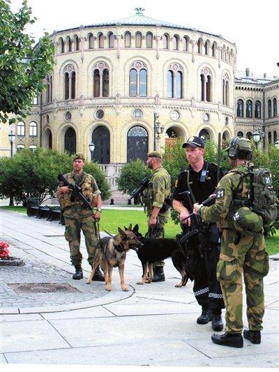 挪威血案凶手称独立实施两起袭击