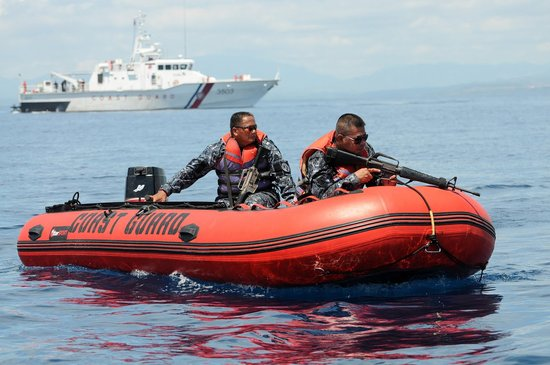 菲律宾和韩海岸警卫队将在马尼拉举行联合演习