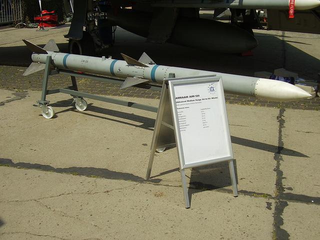 美国务院决定批准对日本出售1.13亿美元中程空对空导弹