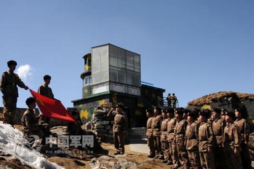 """俄媒:印度在中印边境修建大量""""可移动""""地堡"""