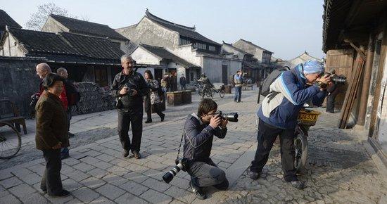 土耳其摄影代表团中国江南水乡之行