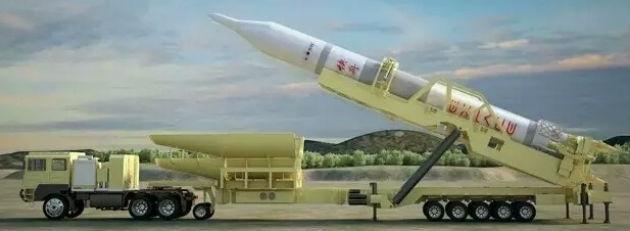 美媒:中国又一次反卫星导弹试验即将开始