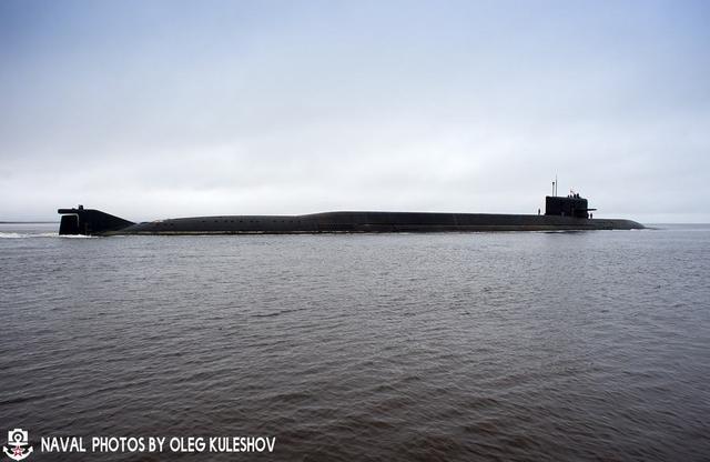 北约在地中海追踪俄核潜艇 冷战式对抗持续升级