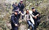 3女生进深山游玩被困,民警搜山4小时