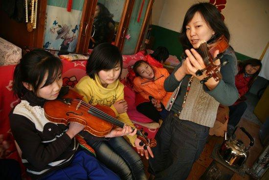 音乐之帆少儿资助项目