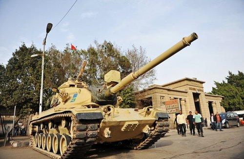 埃及军方宣布不再延长实施数十年的紧急状态令