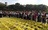 百余民众众筹 买5500余斤活鱼放入松花湖