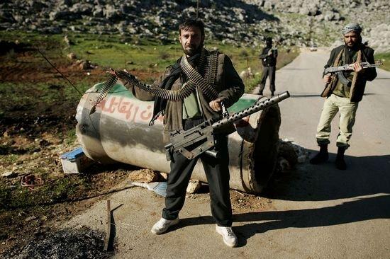 敘利亞政府軍與反對派武裝在首都爆發激戰