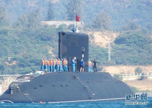 东南亚国家纷纷扩充装备 南海潜艇将明显增多