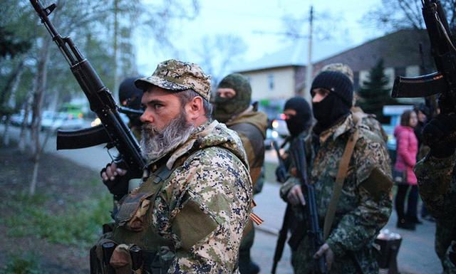 乌克兰顿巴斯民间武装向政府军发最后通牒