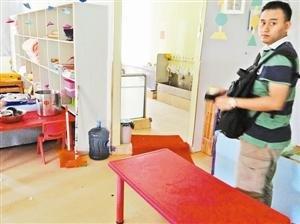家长称视频被打致大小便失禁幼儿园否认媛孩子火山媛图片