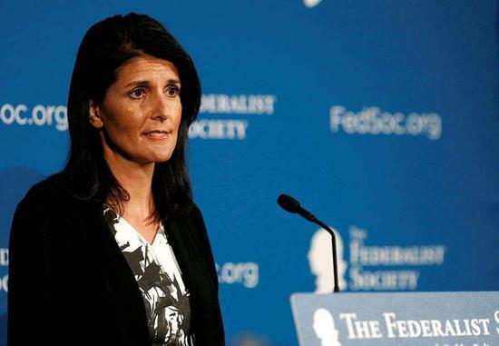 美国驻联合国大使称美不打算重回六方会谈 中方回应