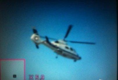 南京警方全城布控出动直升机 警方增派特警(图)