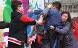北京多个庙会公共场所现不文明行为