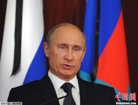 普京闪电解职一批高官院士 分析指普京在准备下届大选