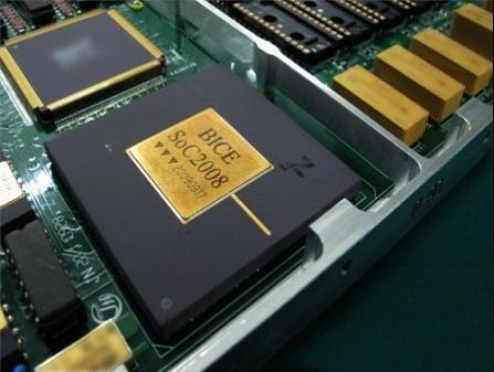 但对航天来说,要在集成化的小芯片上集中多项功能,遇