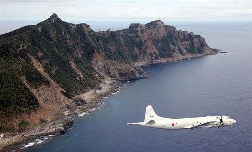 外交部:坚决反对日本在钓鱼岛海空的侵权行为