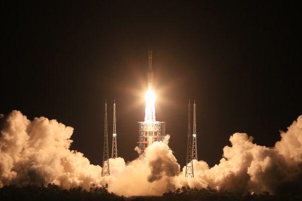 台媒:长征系列火箭完成发射252次 成功率国际领先