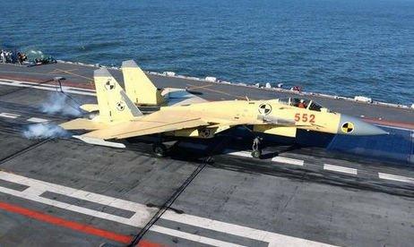 歼-15总师孙聪:中国下代舰载机2020年前问世
