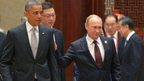 美专家:普京在叙利亚动武奥巴马也要背黑锅