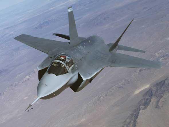 以色列决定再从美国购买17架第五代战斗机