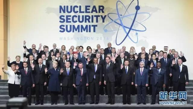 习近平首次提出打造核安全命运共同体