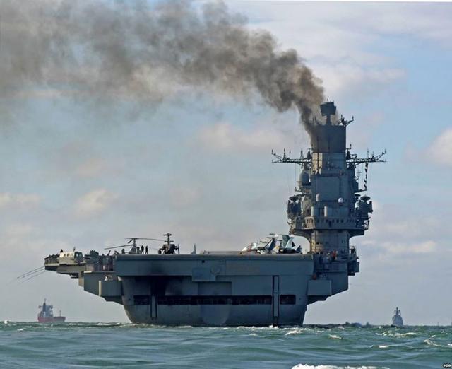 俄杜马国防委员会主席:叙利亚经验有助俄罗斯造新航母