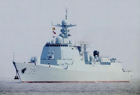 美媒评主宰未来海战15款战舰 中国052D型入选