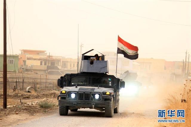 摩苏尔战事猛烈 政府军遭遇顽强反抗放缓攻势