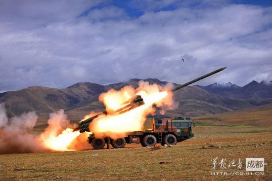 远程火箭炮_大炮一响黄金万两中国03式远程火箭炮_不喜欢