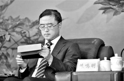 贵州副省长遭拍砖称压力大 曾获评十大个人微博