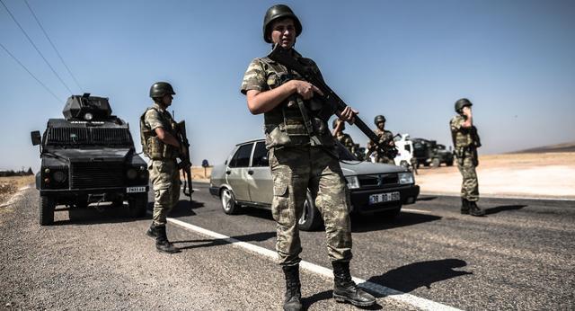 土耳其逮捕2千余非法越境者 未透露被捕人员国籍