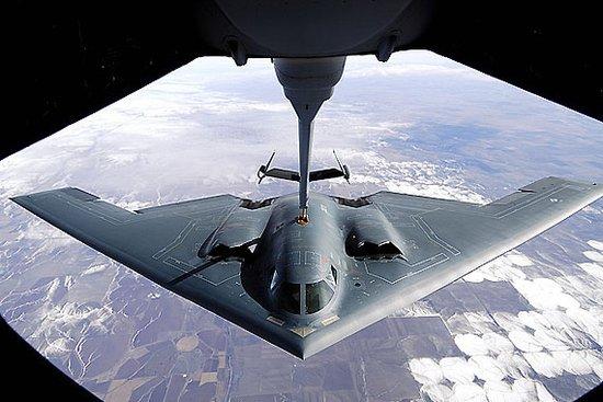美媒:美军海空一体战可在第一回合致盲解放军