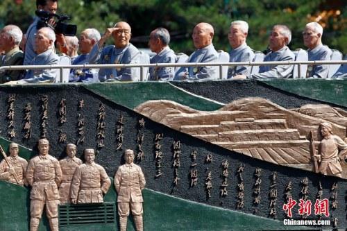 """抗战阅兵""""之最"""":中国阅兵再刷多项历史纪录"""