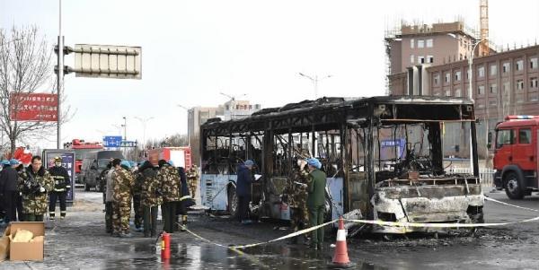 银川公交纵火案嫌犯被移送审查起诉 事件致17死