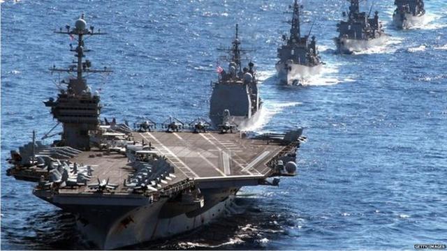 党报批美在菲附近海域军演:搞霸权玩过火要付出代价