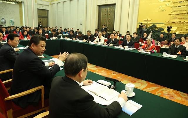 习近平参加江西团审议:反腐不会影响经济发展