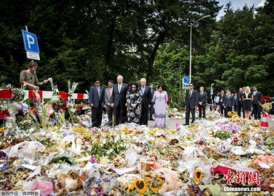 马总理称荷兰报告暗示MH17客机可能从地面被击落