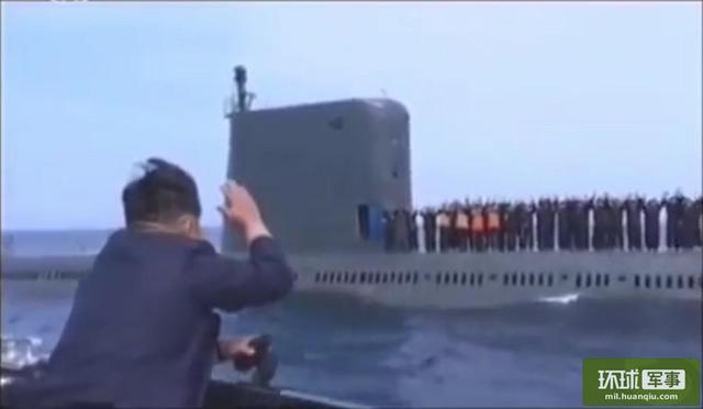 韩美举行反潜作战会议 商讨如何应对朝鲜潜射导弹