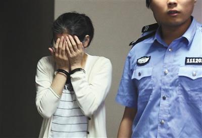 北京昌平原书记佟根柱情妇因受贿获刑5年(图)