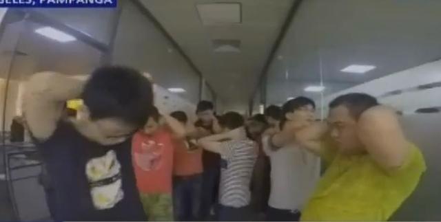 1200名中国人在菲律宾被扣留 部分公民获准离开